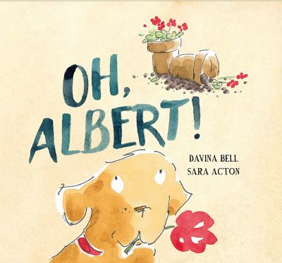 """Book Cover - Oh, Albert!"""" title=""""View this item in the library catalogue"""