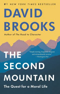 Cover Image for The Second Mountain by Brooks