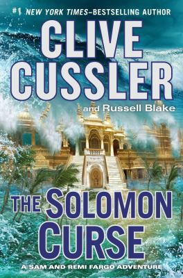 Cover Image for The Solomon Curse by Clive Cussler