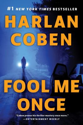 Cover Image for Fool Me Once by Harlan Coben