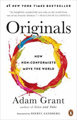 Cover Image for Originals by Adam M. Grant