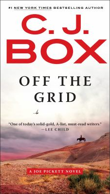 Cover Image for Off the Grid by C.J. Box
