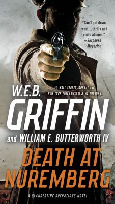Cover Image for Death at Nuremberg by W.E.B. Griffin