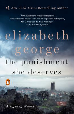 Cover Image for The Punishment She Deserves by Elizabeth George