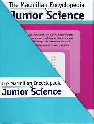 """Book Cover - The Macmillan Encyclopedia of Junior Science """" title=""""View this item in the library catalogue"""