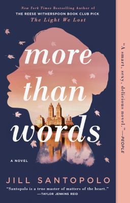 Cover Image for More than Words by Santopolo