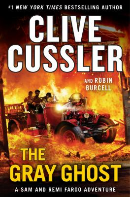 Cover Image for The Gray Ghost by Cussler