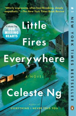 Cover Image for Little Fires Everywhere by Celeste Eng