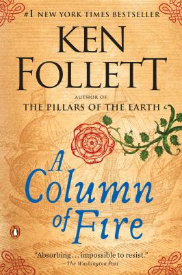 Cover Image for Column of Fire  by Ken Follett