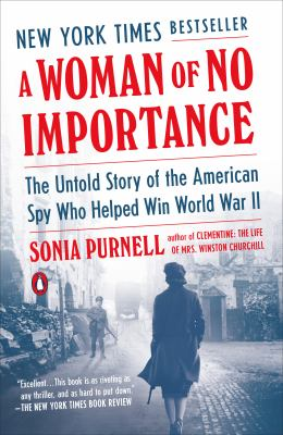 Cover Image for A Woman of No Importance by Purnell