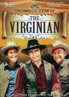 The Virginian. The complete season six
