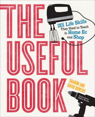 Cover Image for The Useful Book by Sharon Bowers