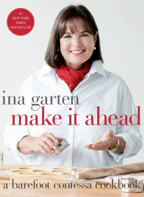 Cover Image for Make it Ahead by Ina Garten