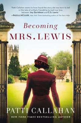 Cover Image for Becoming Mrs. Lewis by Callahan