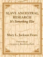 Slave ancestral research : it's something else