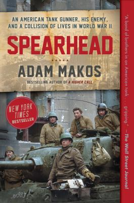 Cover Image for Spearhead by Makos