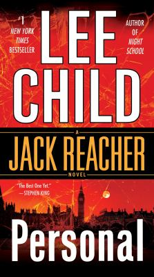 Cover Image for Personal by Lee Child