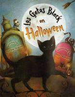 Los Gatos Black on Halloween