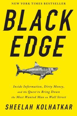 Cover Image for Black Edge  by Sheelah Kolhatkar
