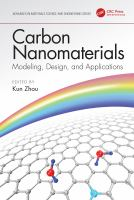 Carbon nanomaterials : modeling, design, and applications /