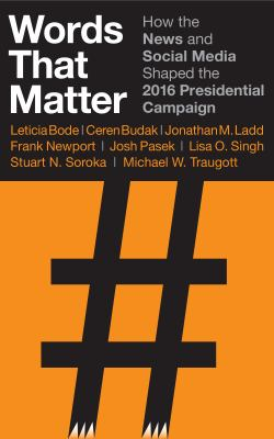 Book cover for Words that matter