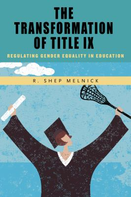 Book cover for The transformation of Title IX