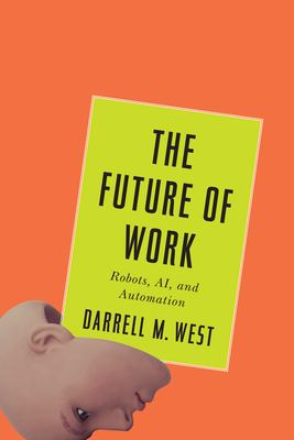 Book cover for The future of work