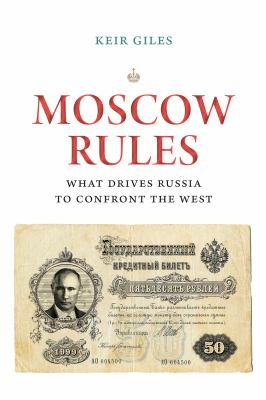 Book cover for Moscow Rules