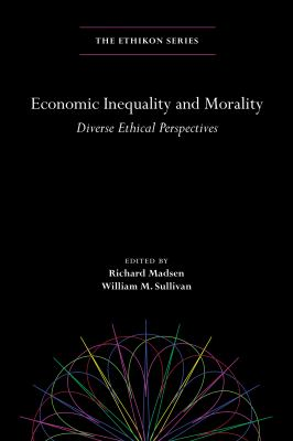 Book cover for Economic inequality and morality