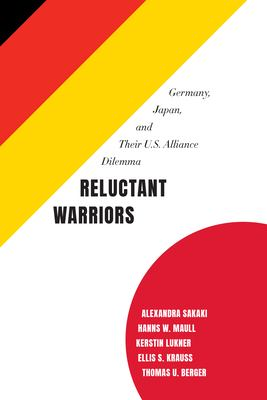 Book cover for Reluctant warriors