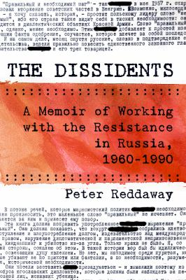 Book cover for The dissidents