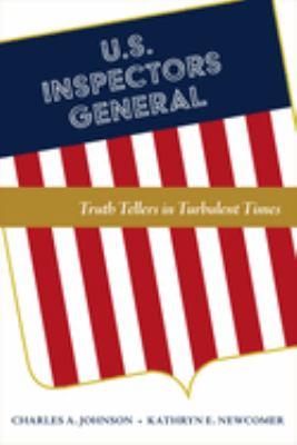 Book cover for U.S. inspectors general