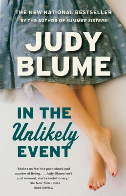 Cover Image for In the Unlikely Event by Judy Blume
