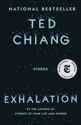 Cover Image for Exhalation by Chiang