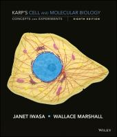 Karp's cell and molecular biology : concepts and experiments /