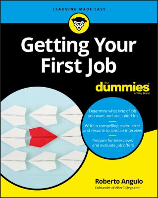 Cover Image for Getting Your First Job by