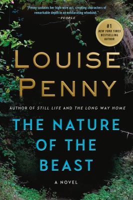 Cover Image for The Nature of the Beast by Louise Penny