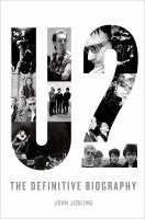 Cover of U2: The Definitive Biography