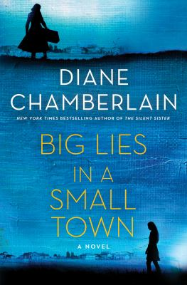 Cover Image for Big lies in a small town by Chamberlain