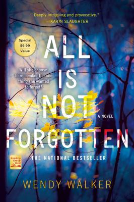 Cover Image for All is Not Forgotten  by Wendy Walker