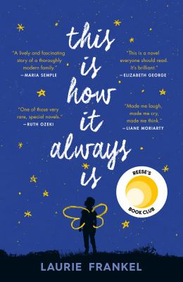 Cover Image for This is how it always is by Frankel
