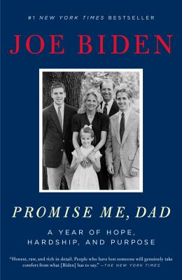 Cover Image for Promise me, Dad by Joe Biden