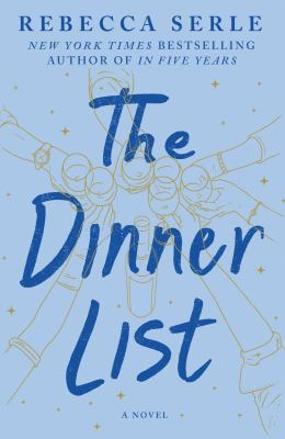 Cover Image for The Dinner List by Serle