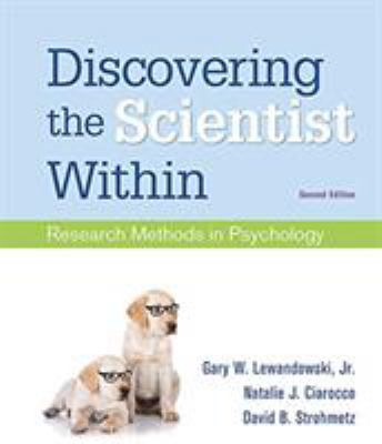 Book cover for Discovering the scientist within