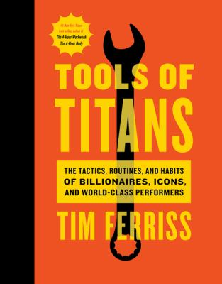 Cover Image for Tools of Titans by Timothy Ferriss