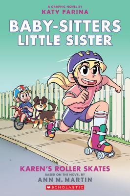 Baby-Sitters Little Sister Karen's Roller Skates
