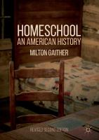 Homeschool : an American history