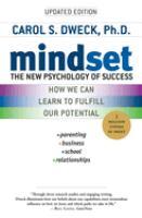 Mindset : the new psychology of success /