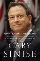 Grateful American : a journey from self to service /