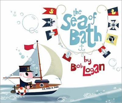 """Book Cover - The Sea of Bath"""" title=""""View this item in the library catalogue"""